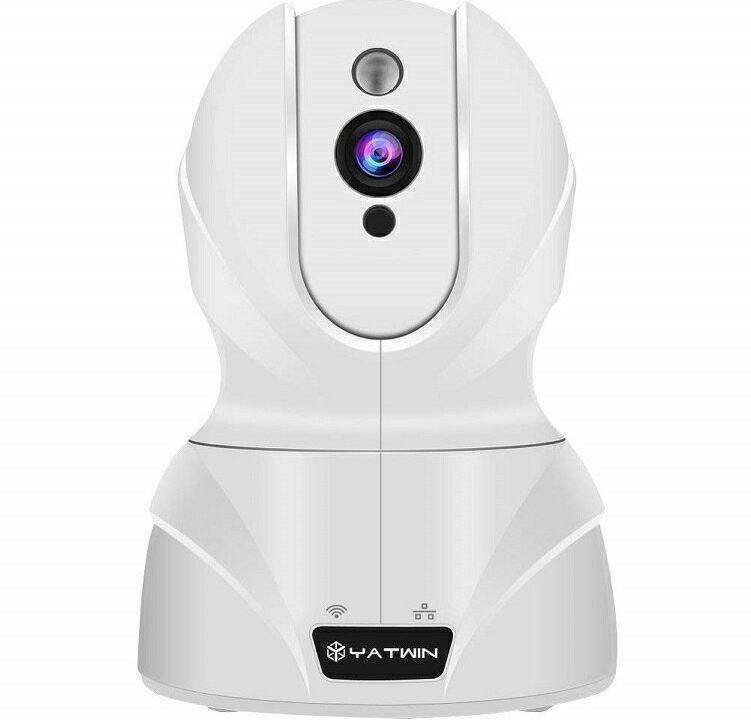 YATWIN WIFI ネットワークカメラ 赤ちゃん