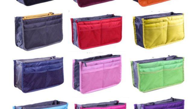 システムバッグインバッグ 鞄 整理