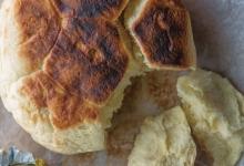バーミュキュラ ホーロー鍋 パン