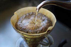電気ケトル ドリップコーヒー